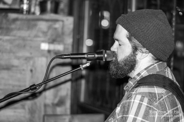 JHaus performing at Coastal Kitchen